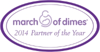 March of Dimes Partner of the Year